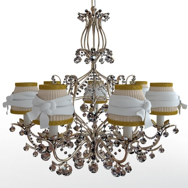 max chandelier classical