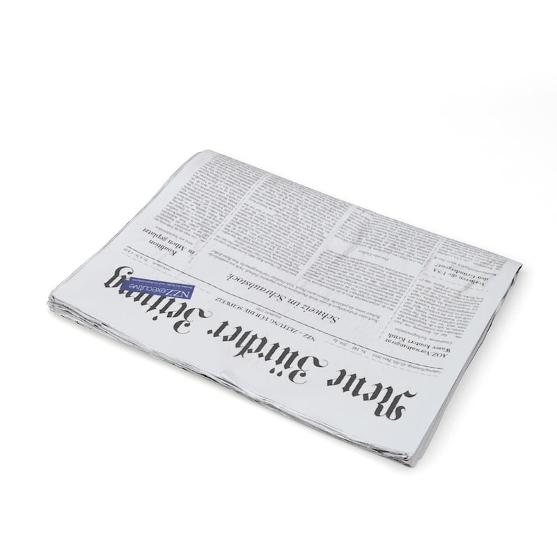 newspaper news obj