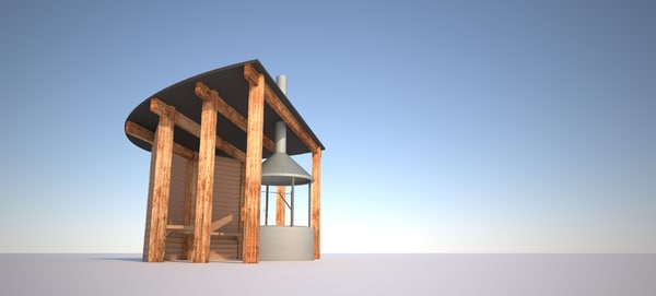3d weather shelter