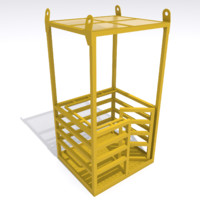 max man lifting cage