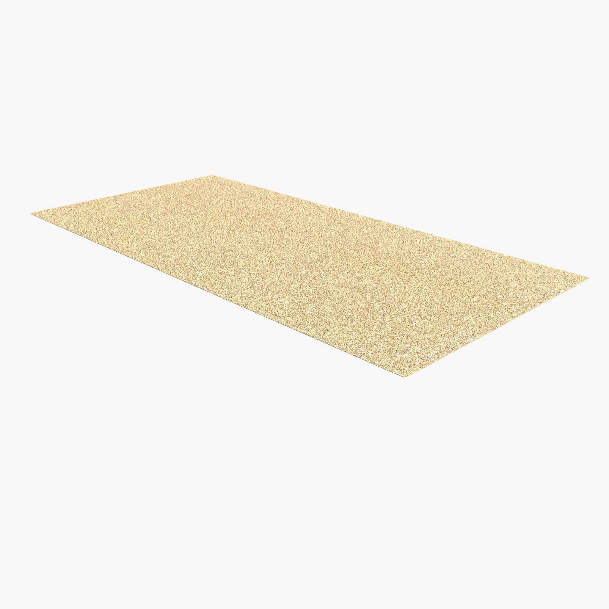 3d model sandpaper