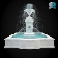 Fountain 001