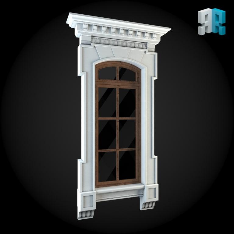 3ds max window