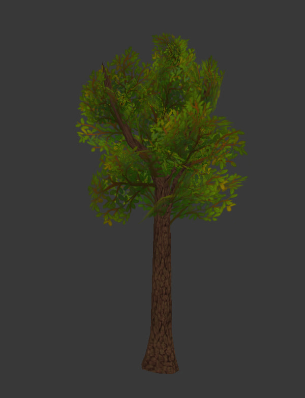 obj games tree