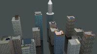 15 City Buildings