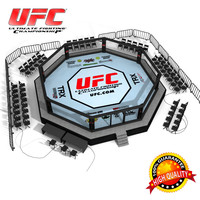 UFC octagon ring