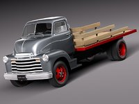 max v8 antique chevrolet pickup truck