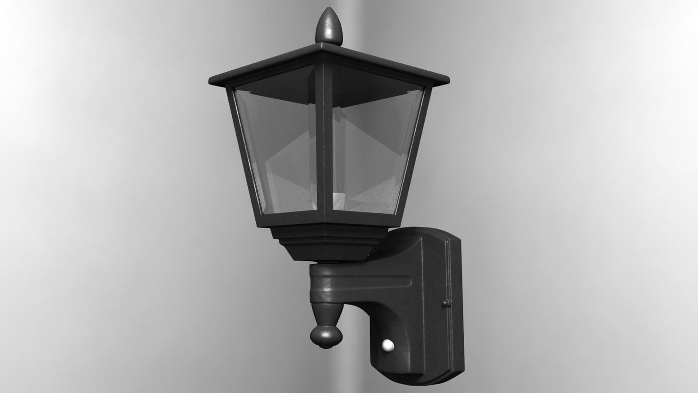 coach light 3d max