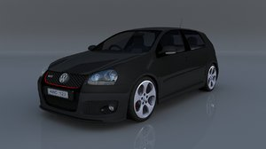 lightwave golf gti mk5