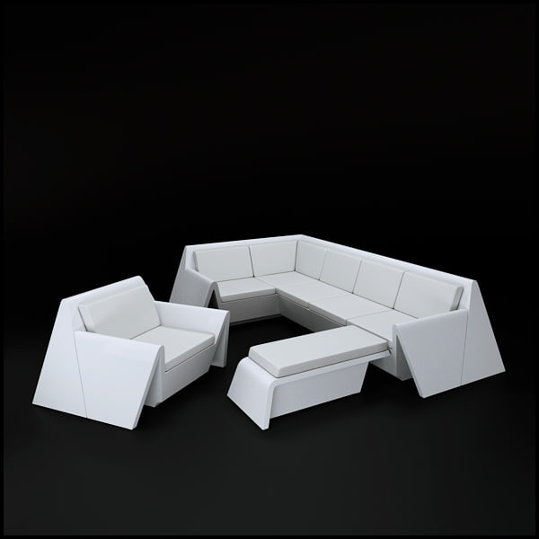 vondom rest outdoor furniture x