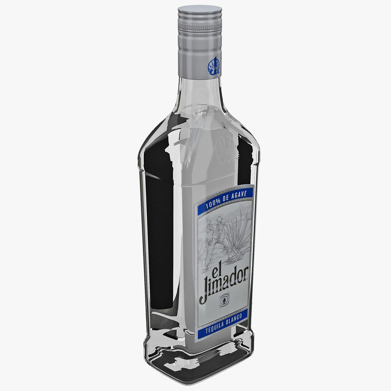 max tequila bottle el jimador