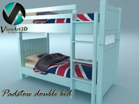 Padstow Twin Bunk Beds