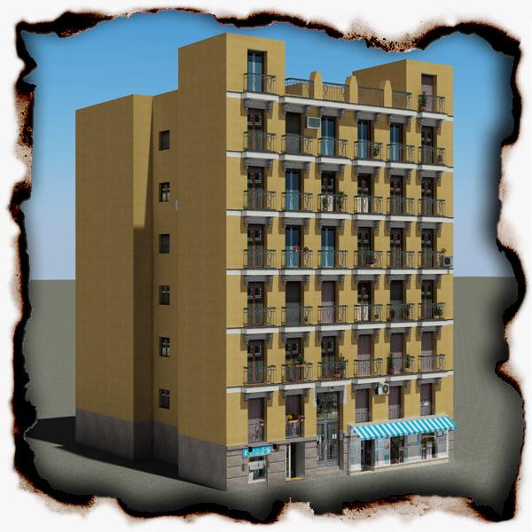 building 94 3d max