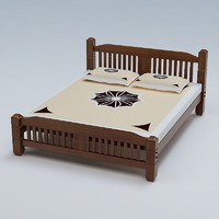 Bed Cot 03