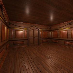 office room 3d model