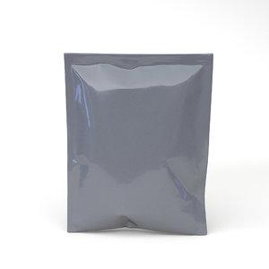 3d model of soup pack