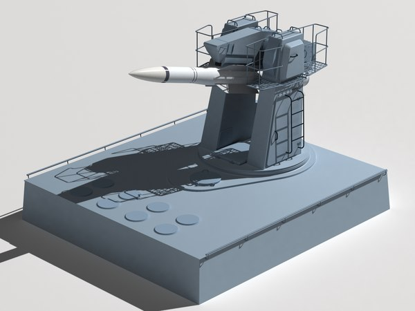 m-22 uragan shtil 3d model