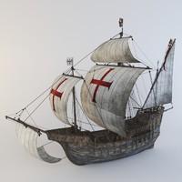 Ship Santa Maria