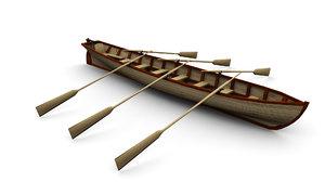 galley oars ship ma