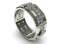 TB Diamond Ring R67