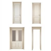 doors - legnoform veneziana 3d max