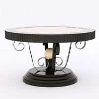 3d model molon f506 table