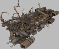 maya mobile shipyard