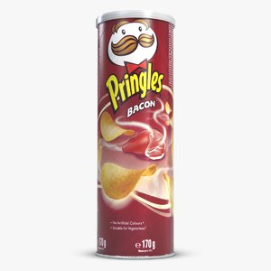 pringles chips 1 bacon