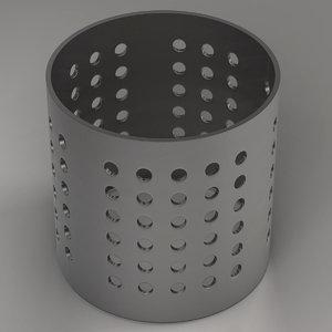 3d model cooking utensils