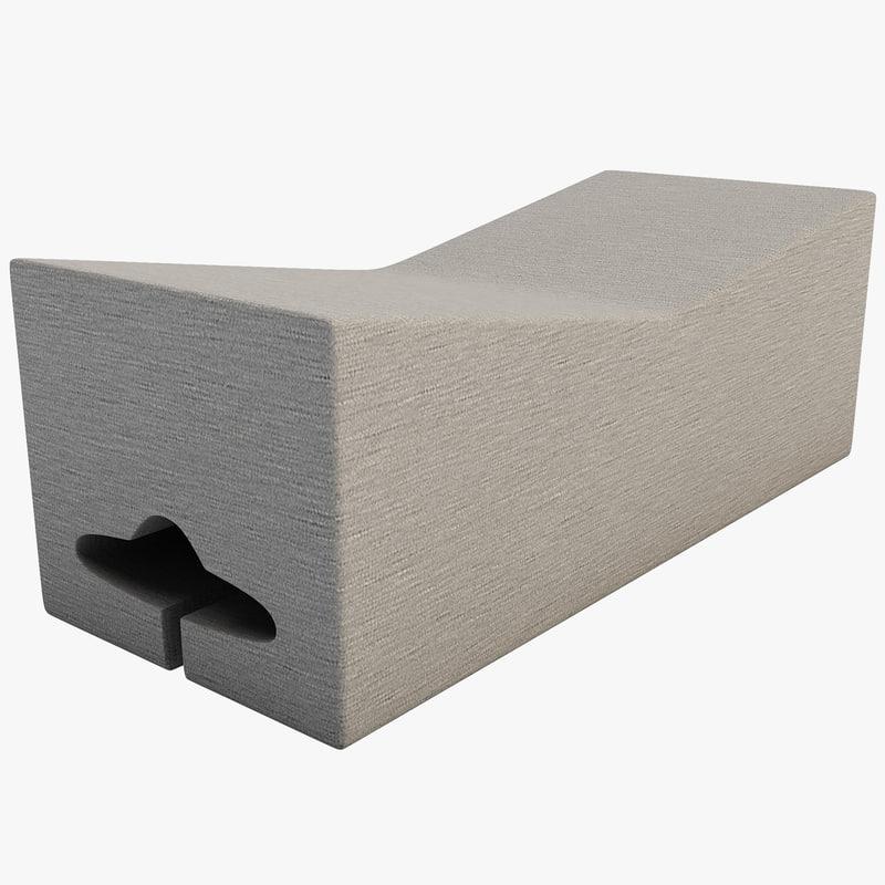 max sportrack abr525 standard block