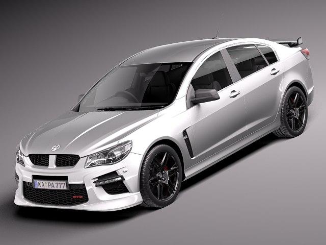 2013 2014 sedan sport 3d model