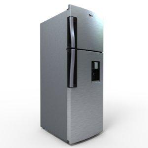 3d wt2530s refrigerator model