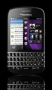 3d blackberry q10 model