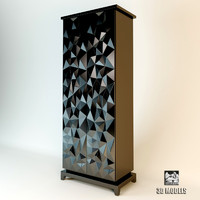 Fendi Diamond Cabinet