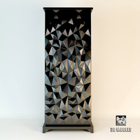 Fendi Diamond Cabinet