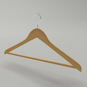coat hanger 3ds