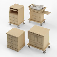 ldrp patient room furniture set
