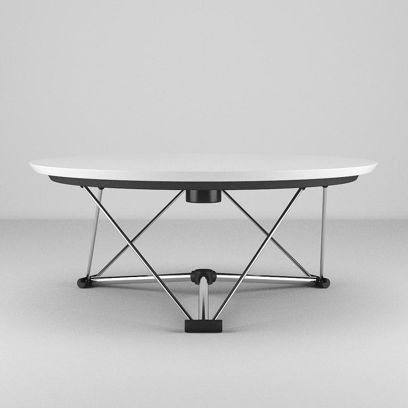3d lem magis table design