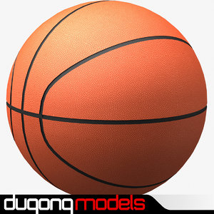 basketball ball c4d