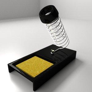 soldering station 3d x