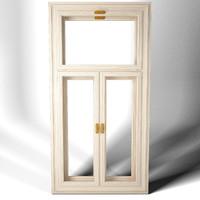 window 7 3d model