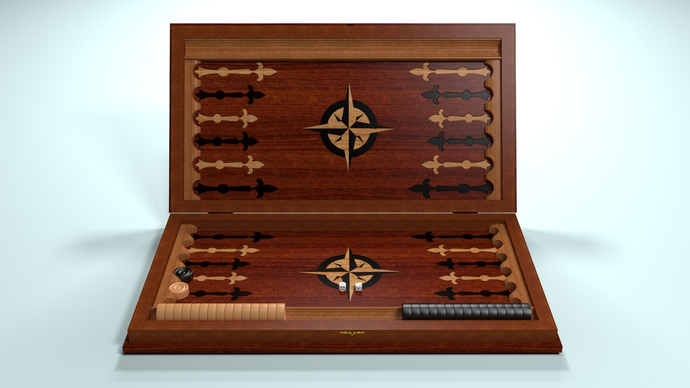 board backgammon 3ds