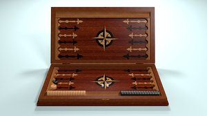 board backgammon 3ds