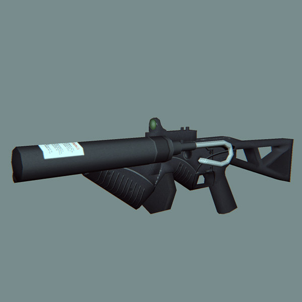 fn 303 lethal launcher 3d 3ds