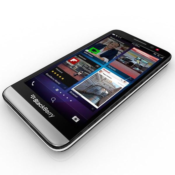 dwg blackberry z30