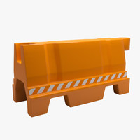 maya road barrier