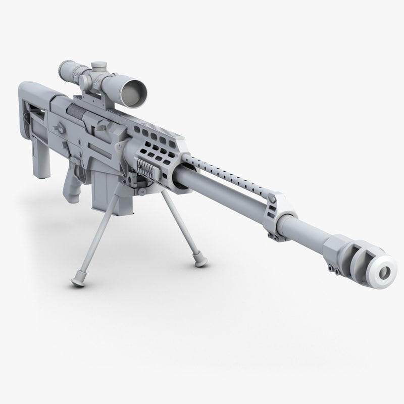 max as50 50 rifle accuracy international