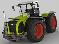 Claas Xerion Tractor