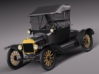 Ford Model T convertible short 1908-1927