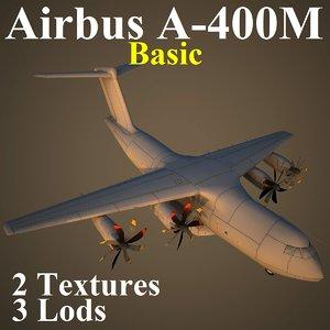 airbus a400m basic max